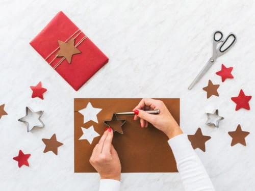 Decorazioni Natalizie Fai Da Te 10 Idee Con La Carta Da