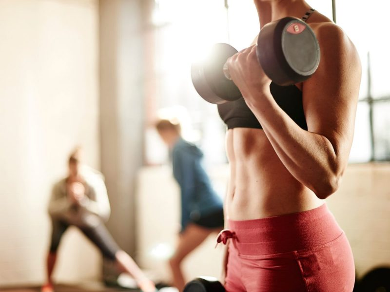 train at home or go back to the gym after lockdown home training app