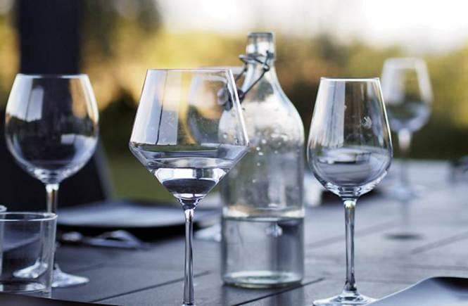 bere a tavola