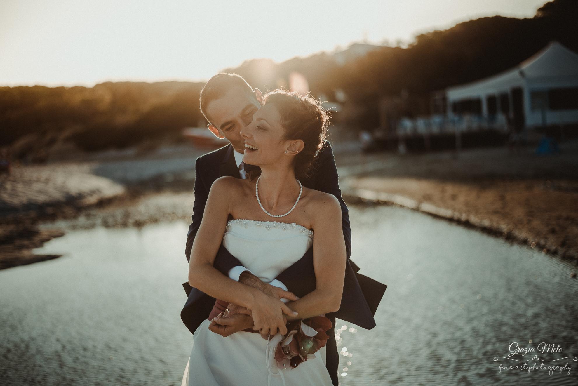 matrimonio cala ginepro