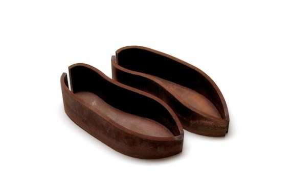 Richard Serra Shoes