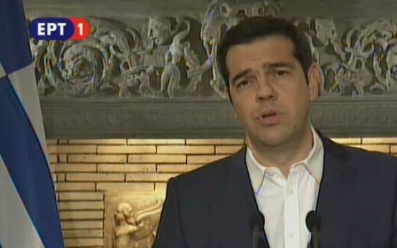 Tsipras and his party have completed betrayed the Greek people and unleashed an unpredictable hurricane.