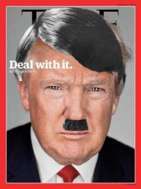Image result for donald trump antichrist