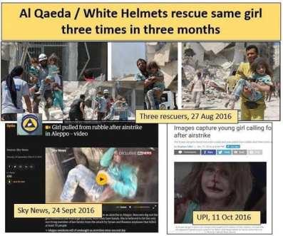 Afbeeldingsresultaten voor white helmets fake