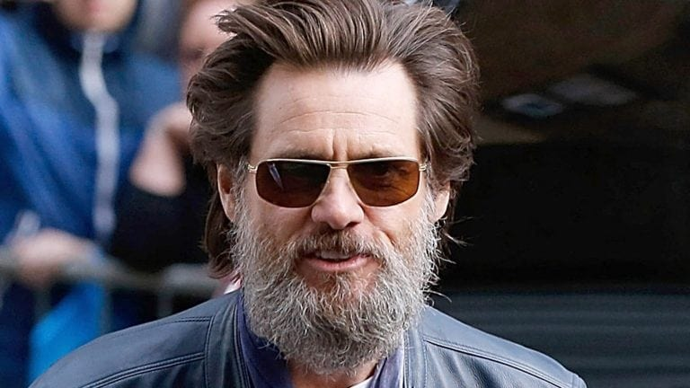 Jim Carrey Wants You To Delete Your Facebookbecause Of