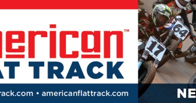 Announcement Regarding Upcoming American Flat Track Events