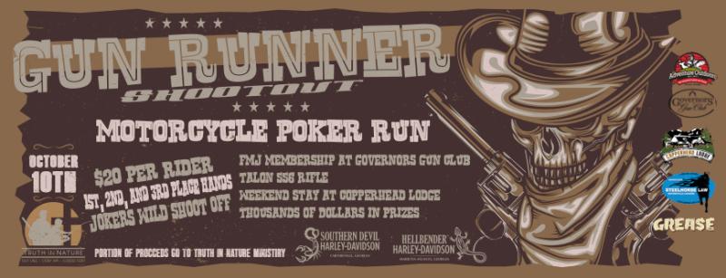 Gun Runner Charity Event