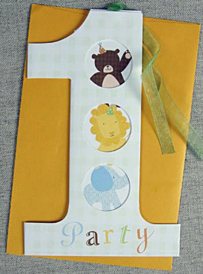 1st birthday invitations first