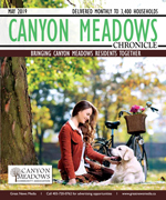 Your Canyon Meadows Newsletter