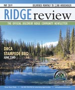 Your Discovery Ridge Newsletter