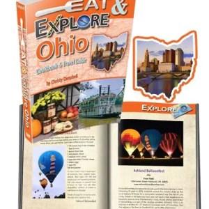 Eat and Explore Ohio Cookbook