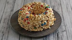 Popcorn Cake Recipe