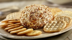 Georgia Pecan Party-Time Zesty Cheese Ball Recipe