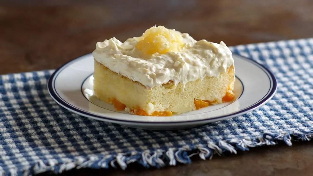 Orange-Pineapple Cake Recipe