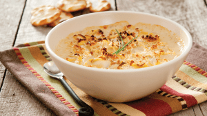 Granny's Hot Artichoke Dip Recipe