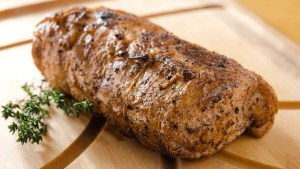 Jamaican Jerk Pork Loin Recipe