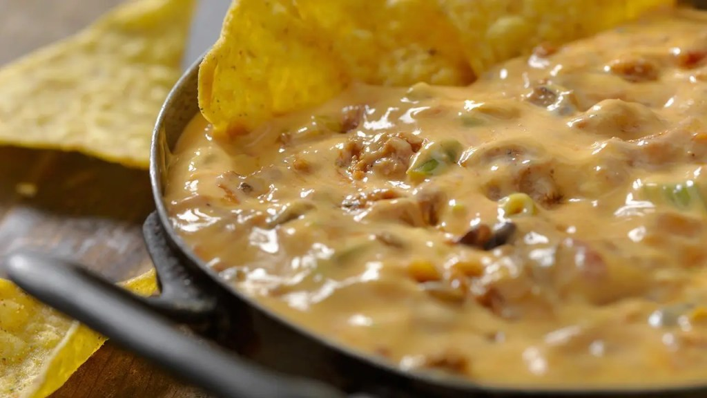 Loaded Cheese Dip Recipe
