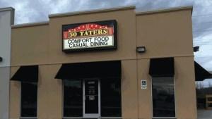 50 Taters Restaurant