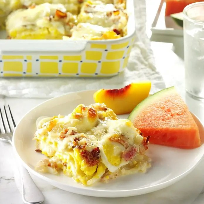 Bacon-n-Egg-Lasagna