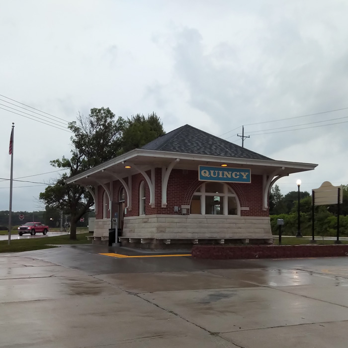 Quincy Il Qcy Great American Stations