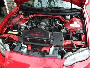 2000 Chevrolet Camaro SS Engine Pictures and Videos