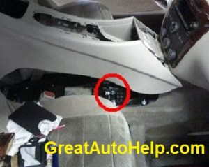 Chevy Impala Shifter Won't Move Out Of Park Gear