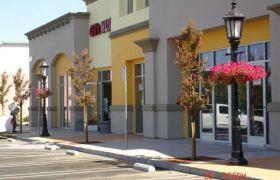 california municipal led street lighting