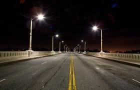 California, Nevada, outdoor LED lighting