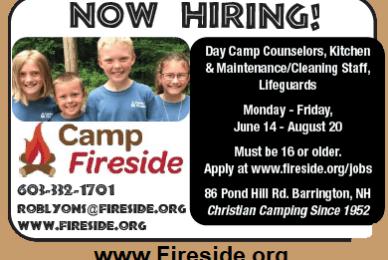 Camp Fireside