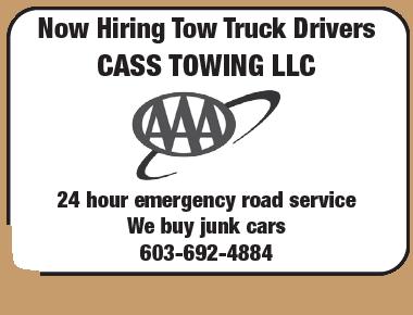 Cass Towing LLC