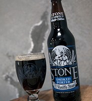 Stone Brewing Smoked Porter with Vanilla Bean: Back by Popular Demand