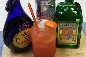 Naranja Sunset: Fruit, Tequila, and Beer for Your Next Gathering
