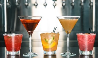 Yard House Introduces New Cocktail Collection