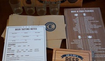 Host a Beer Tasting Party with This Helpful Kit