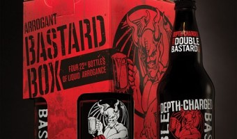 2015 Arrogant Bastard Box Unleashed Nationwide