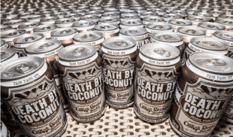 Oskar Blues Brewery Releases Death by Coconut