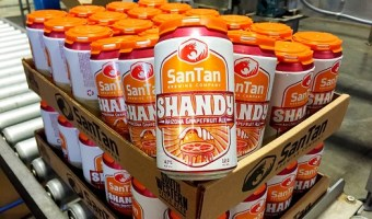 SanTan Brewing Introduces Grapefruit Shandy
