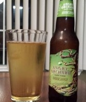 Angry Orchard Green Apple: Crisp, Sweet Refreshment