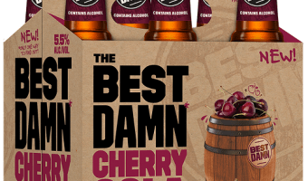Best Damn Brewing Releases Cherry Cola