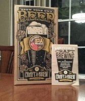 Craft a Brew: Good Introduction to the Homebrewing Hobby