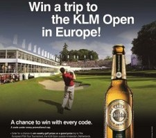 Warsteiner USA Golf Package Reader Giveaway: And the Winner is….