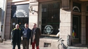 Colorado's Tommyknocker Brewery Expands to Europe