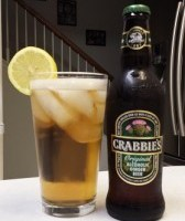 Eliminate that Crabby Feeling with Crabbie's Original Ginger Beer