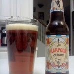 Harpoon Octoberfest: Not True to Style, but Good