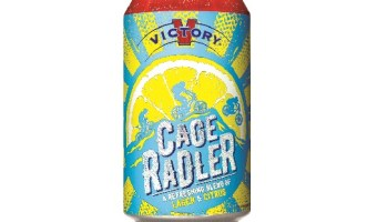 Victory Brewing Releases Cage Radler, a Beer Made for Summertime Fun