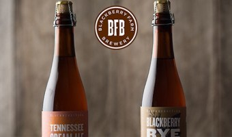 Blackberry Farm Brewery Releases Native Yeast Series Beer
