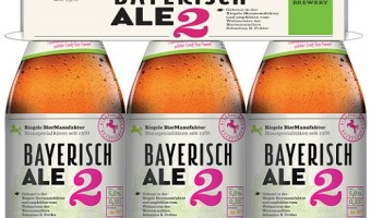 German American Pale Ale Brewed by 2 Craft Beer Heavyweights