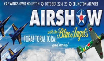 Wings Over Houston Airshow, Prizes Twitter Party and More #WOHAirshow