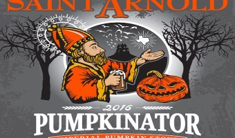 Celebrate the Season with Saint Arnold Pumpkinator