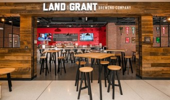 Columbus International Airport Welcomes Land Grant Brewing